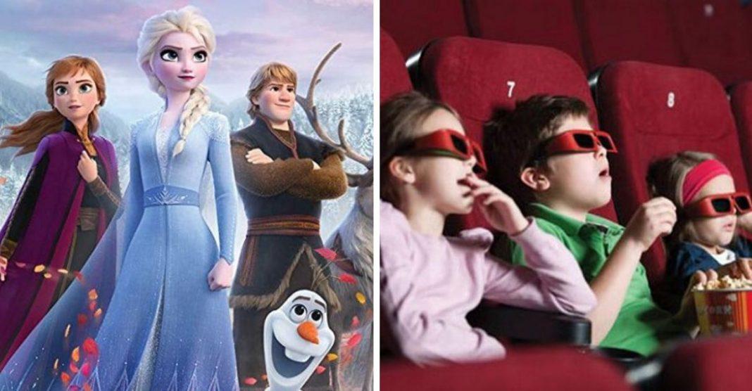 Frozen 2 terá sessões adaptadas para crianças com autismo 4