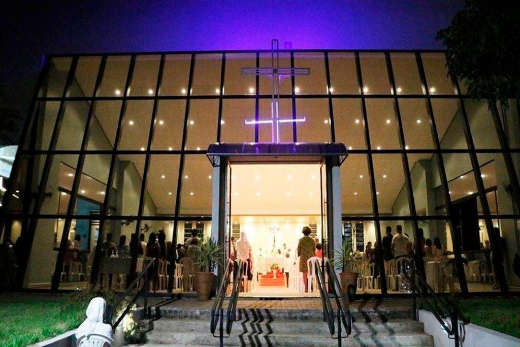 Primeira igreja católica para surdos do mundo londrina pr