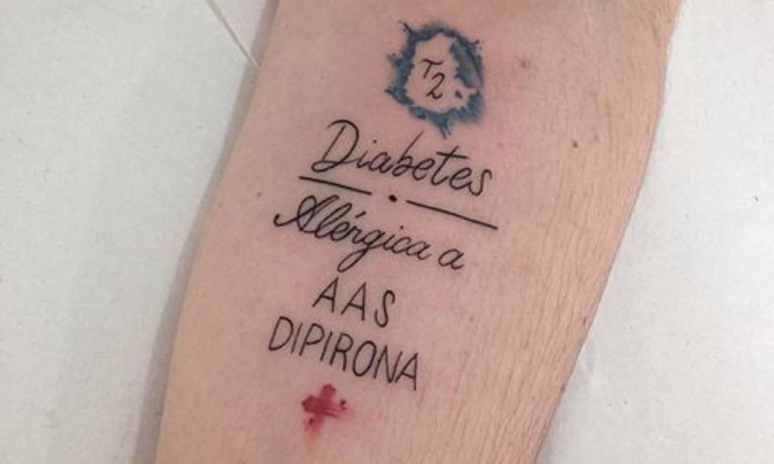 tattoo week rio artes sobre alergias doenças