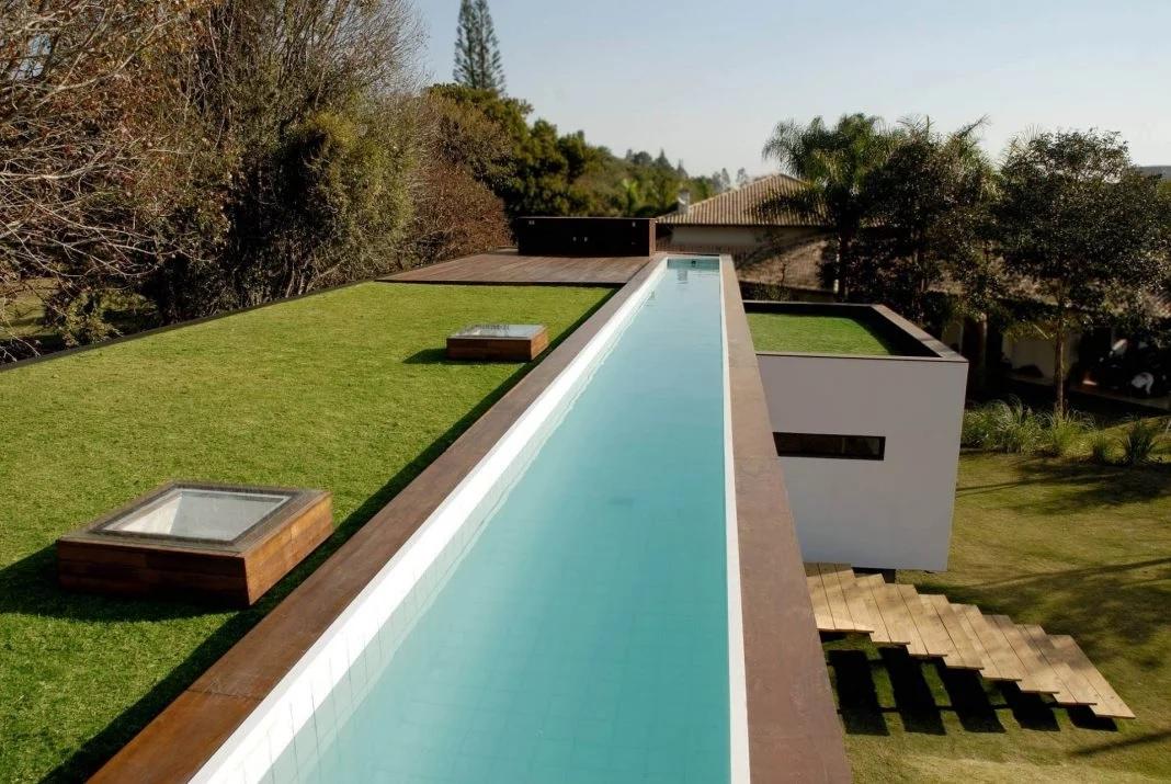Telhados verdes captam água da chuva combate enchentes