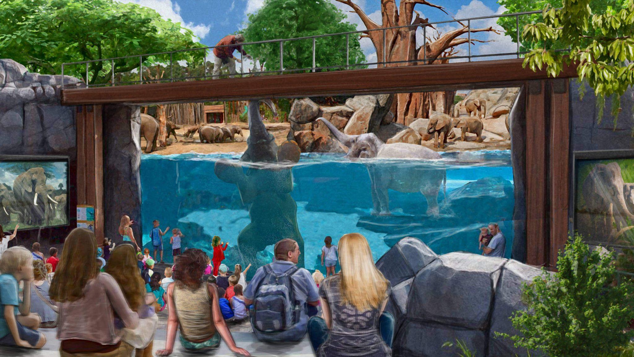 Zoológico do Rio vira BioParque fim enjaulamento animais