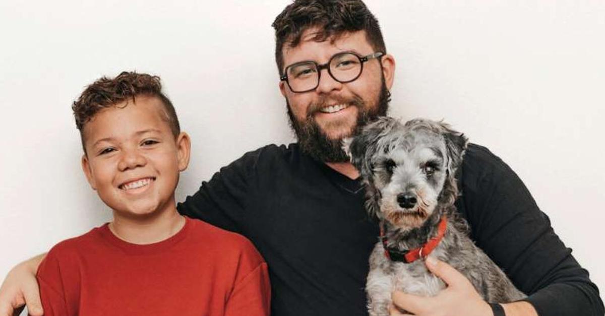 Professor adota aluno órfão que precisava de um transplante de rim 2