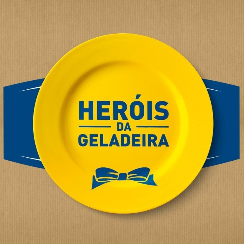 Hellmann's Heróis da Geladeira plataforma de redução de desperdício