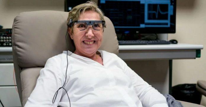olho biônico para pessoas cegas