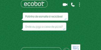 Nestlé ferramenta WhatsApp dúvidas sobre reciclagem