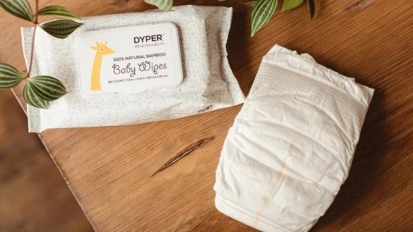 dyper serviço assinatura fraldas reciclagem biodegradável