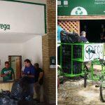 Ecoponto preserva praia trocando lixo reciclável por créditos em mercados e lojas