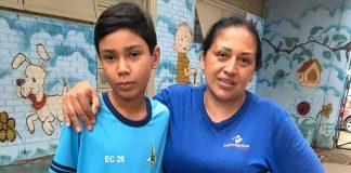 Menino encontra R$ 250 na escola e devolve faxineira
