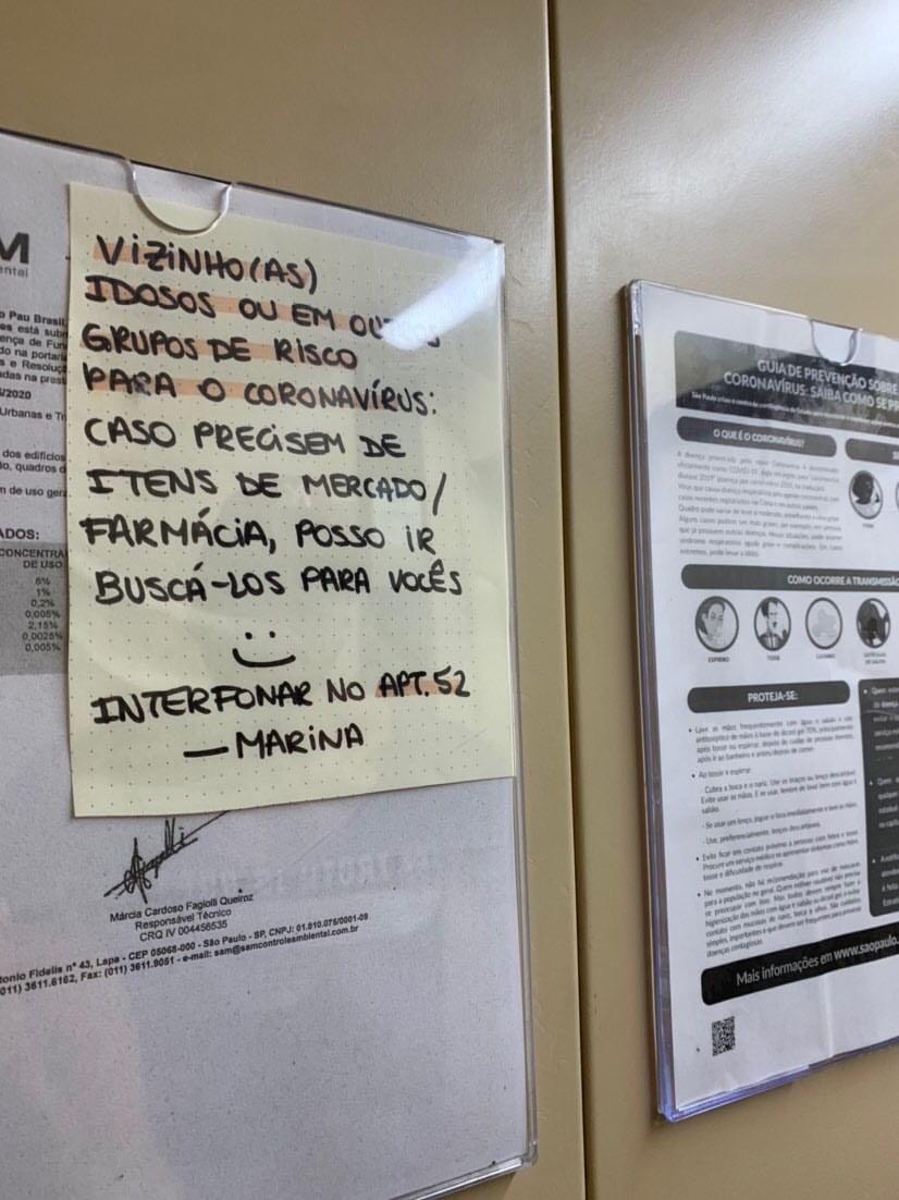 atitudes gentis pessoas pandemia coronavírus
