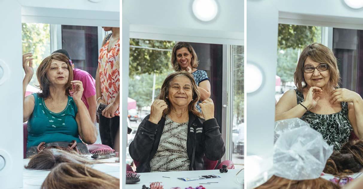 Campanha convida mulheres a cortar cabelos por uma boa causa