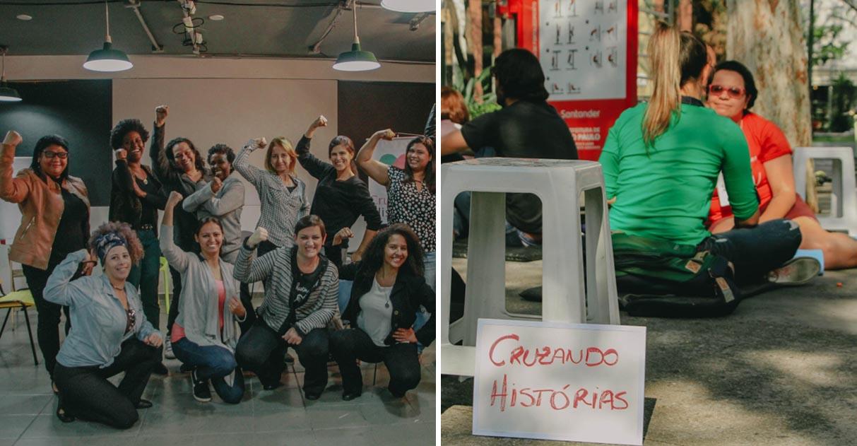projeto recolocação mulheres trabalho