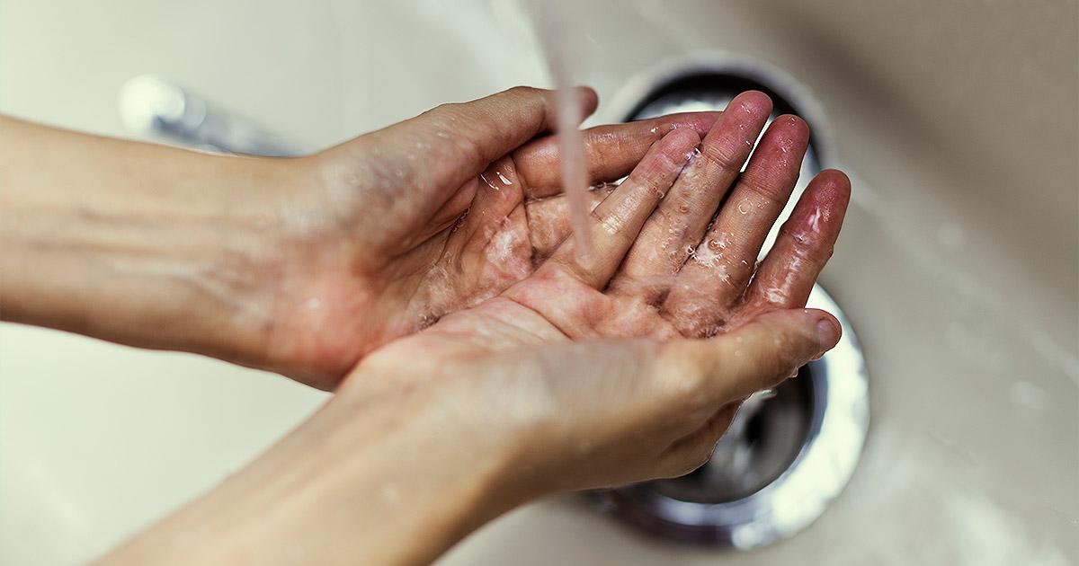 solução diluída de água sanitária que mata coronavírus