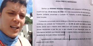 Eletricista demitido por se recusar a cortar luz de morador em plena quarentena recebe apoio de internautas