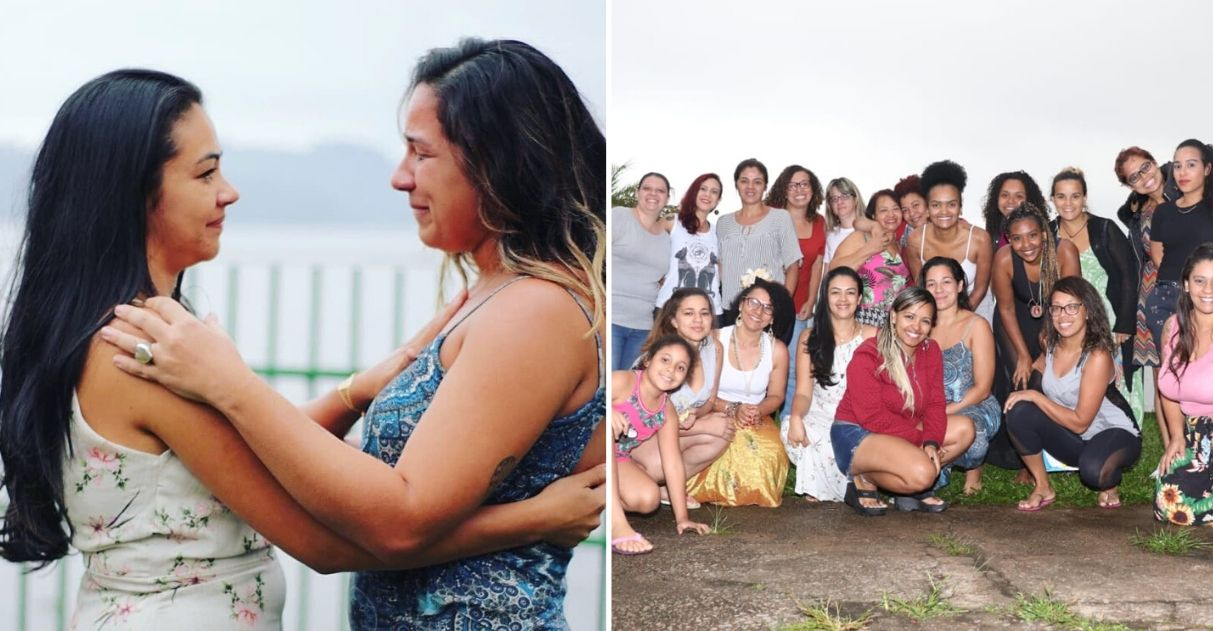 Grupo de terapia ajuda mulheres a superarem relacionamentos abusivos (SP) 2