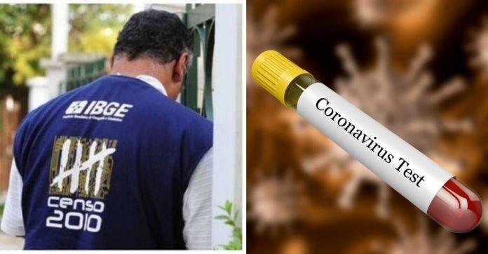 ibge adia censo transfere verba ações contra coronavírus