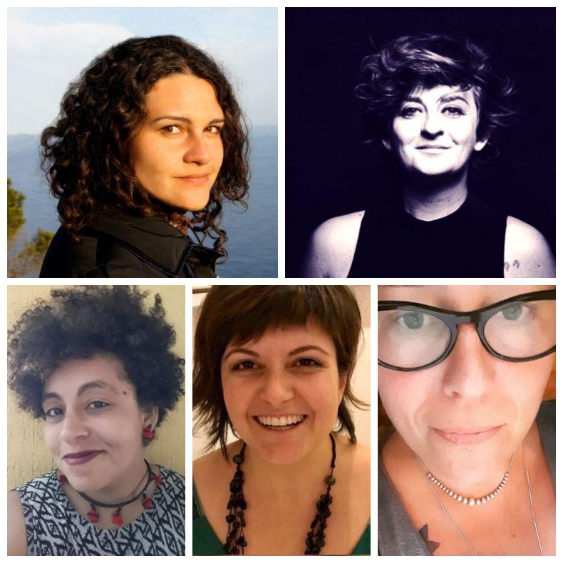 mulheres que criaram o grupo Boleto+1 em apoio as trabalhadoras informais