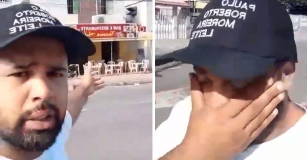 coronavírus homem abre restaurante para servir pessoas carentes