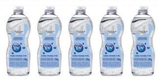 Ypê produção distribuição álcool em gel brasil coronavírus