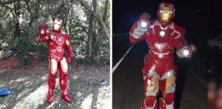 Homem de Ferro brasileiro humilhado por empresária ganha armadura