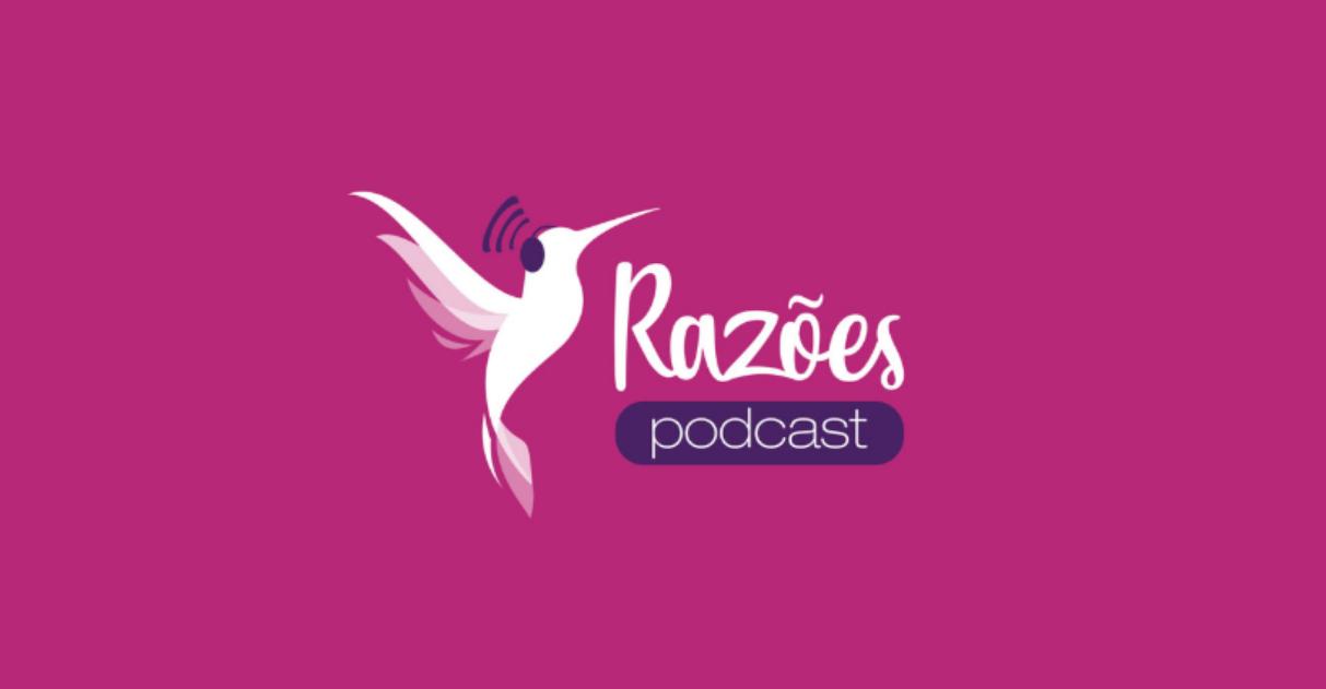Agora o Razões tem o seu próprio podcast para espalhar boas notícias 2