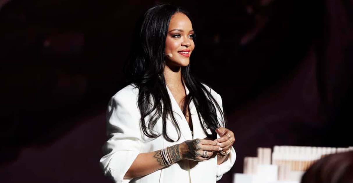 Rihanna doa R$ 25 milhões para ajudar vítimas do coronavírus 1