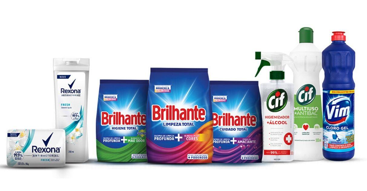 Unilever doa R$ 1 milhão em produtos de higiene e limpeza no combate ao coronavírus (SP)