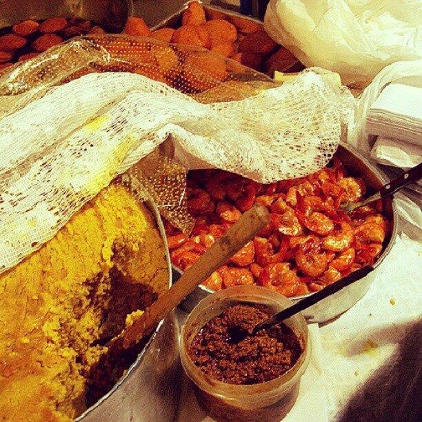 acarajé e culinária baiana