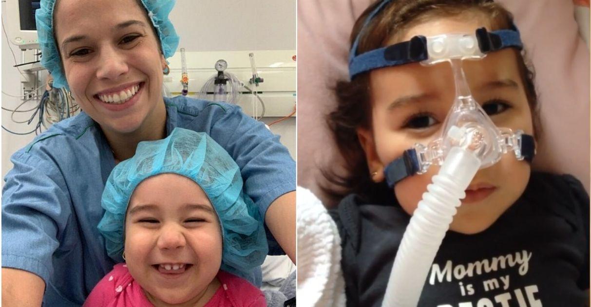Pais criam campanha para comprar remédio que pode curar a filha ...