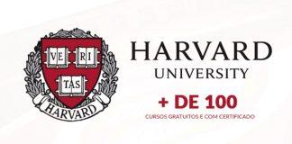 Harvard libera mais de 100 cursos online gratuitos com certificado
