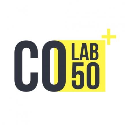 Logomarca do Colab50