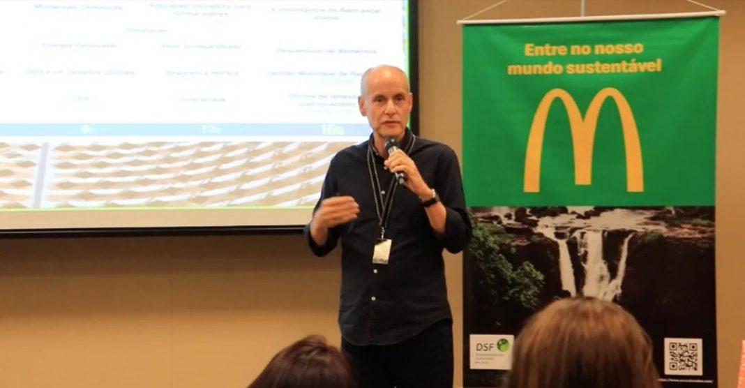 Executivo do McDonald's promove cursos gratuitos sobre desenvolvimento sustentável 1