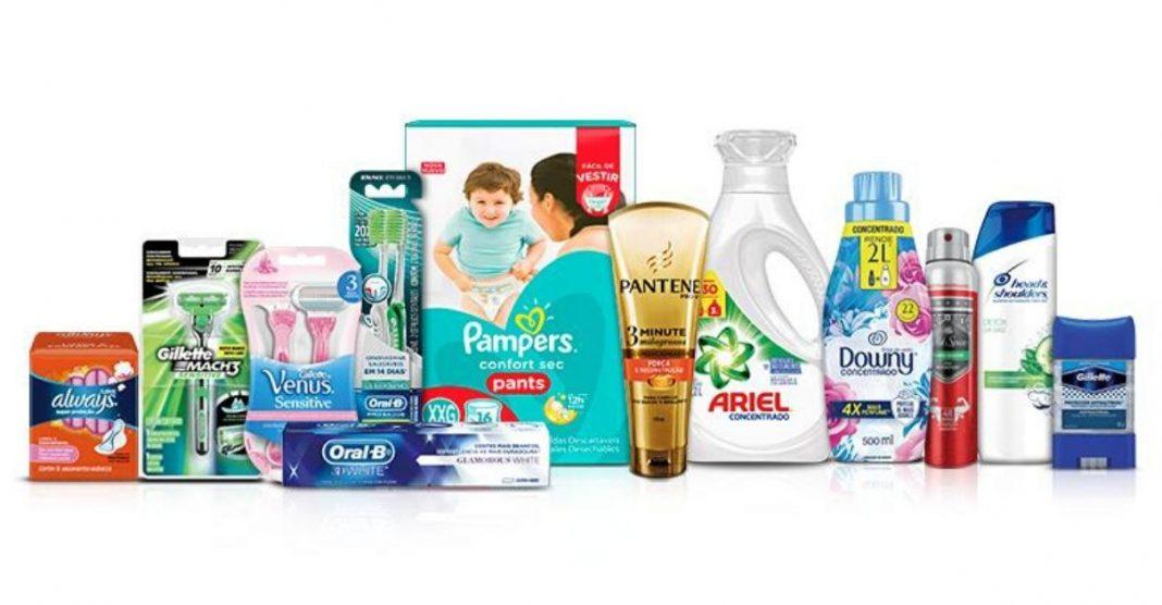P&G doação produtos saúde higiene comunidades carentes
