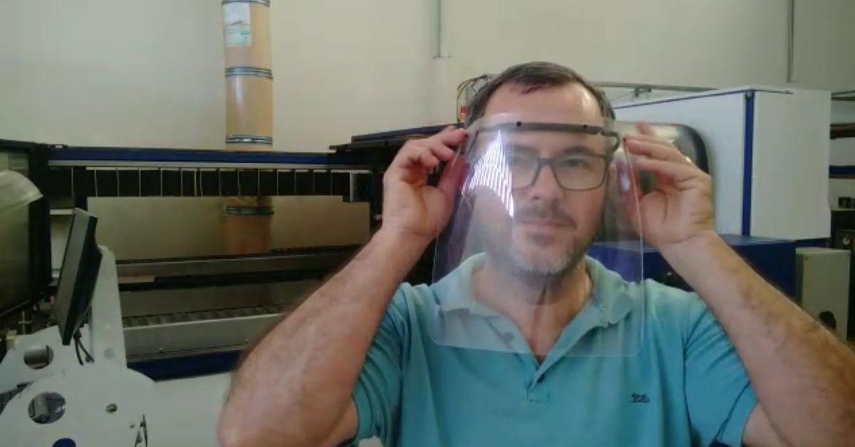 Osklen vai doar 50 mil máscaras e 9 mil jalecos para profissionais da saúde do RJ 3