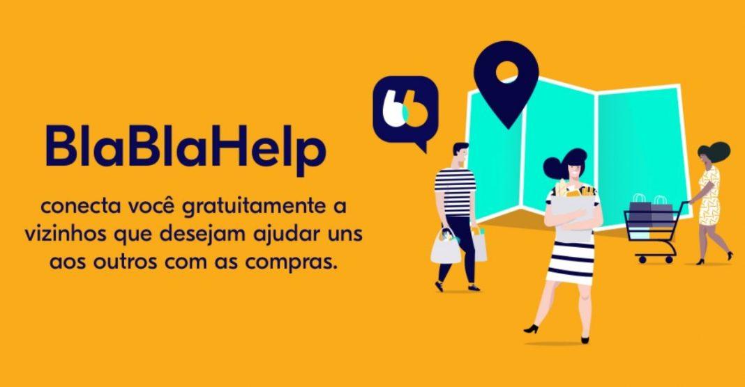 App permite a usuário fazer compras para pessoas de grupos de risco 2