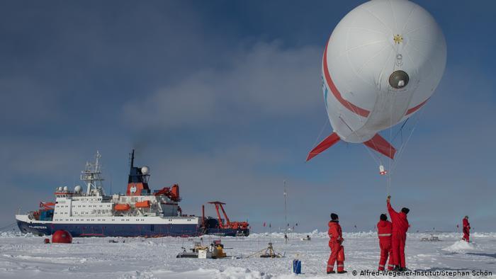 buraco camada ozônio ártico fechou