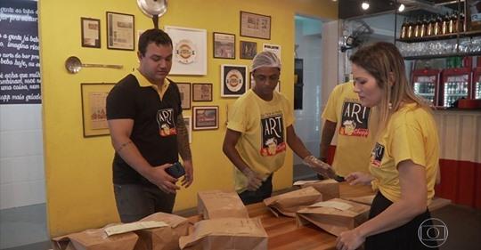 rede solidariedade ajuda pequenos negócios continuar funcionando pandemia