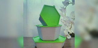 embalagem sustentável contra desperdício delivery re.pote
