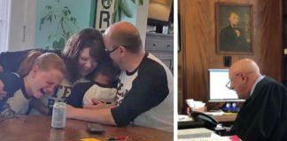juiz acelera adoção menino quarentena