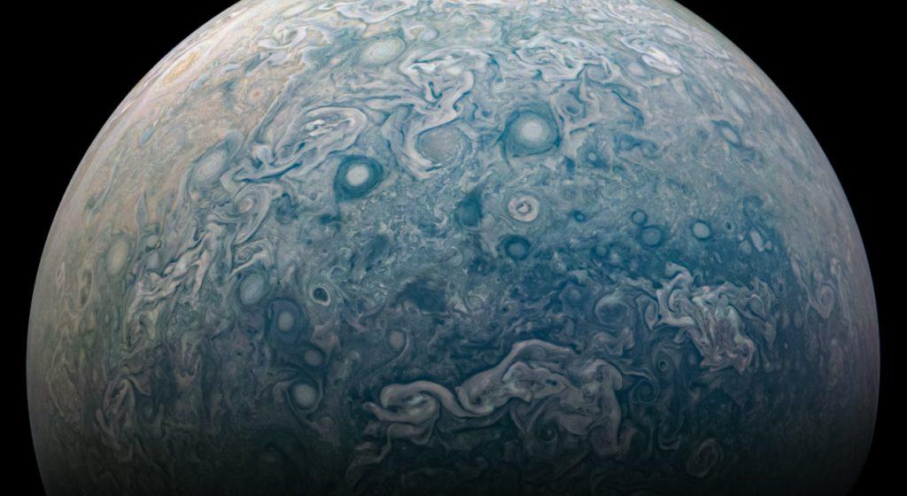 fotos incríveis planeta júpiter NASA