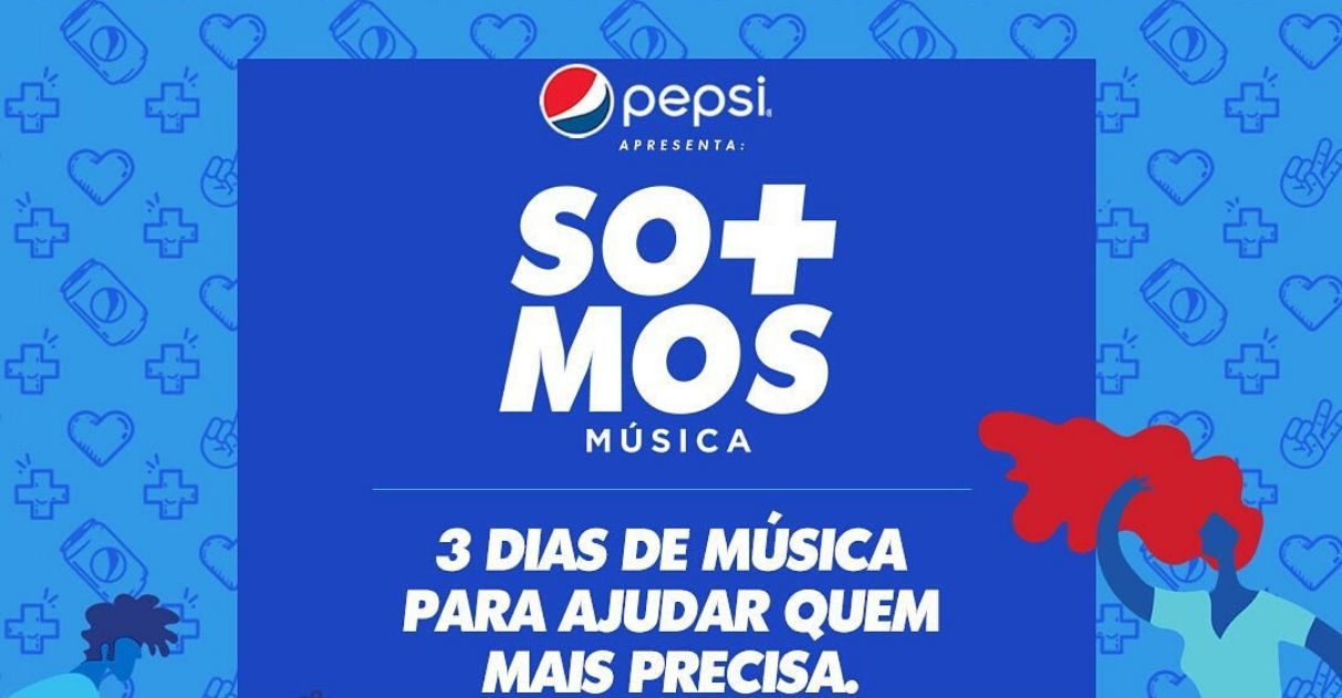Projeto SO+MOS Música arrecada R$ 75 mil para Central Única das Favelas e Gerando Falcões 1