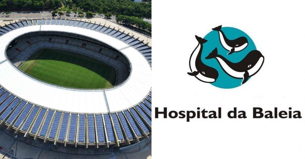 Mineirão e Dahw Brasil doam R$ 240 mil ao Hospital da Baleia em BH 3