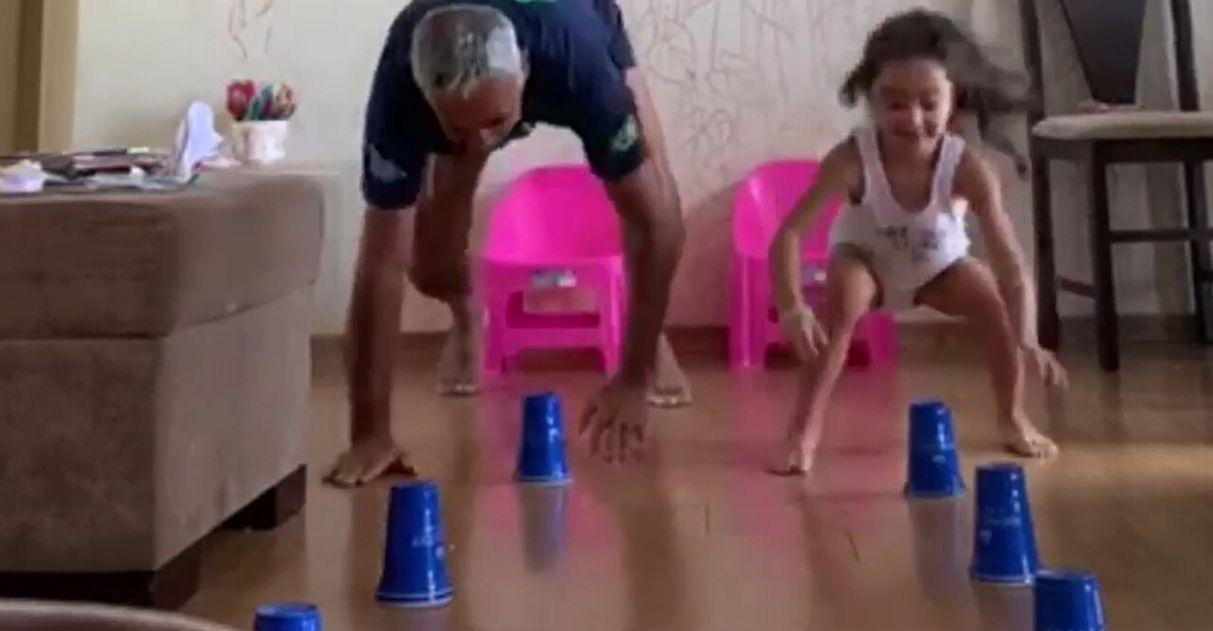 Música, jogos e até ginástica: educadores dão dicas para entreter crianças na quarentena 2