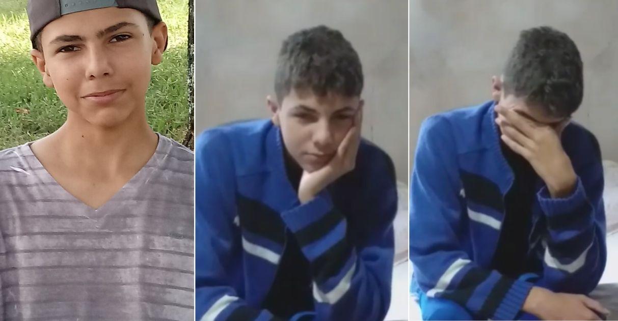Em vídeo emocionante, menino que sofria bullying por deformidade no tórax ganha cirurgia 1