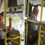 """Motorista de ônibus trata passageiros tão bem que ganha apelido de """"Qualidade"""""""