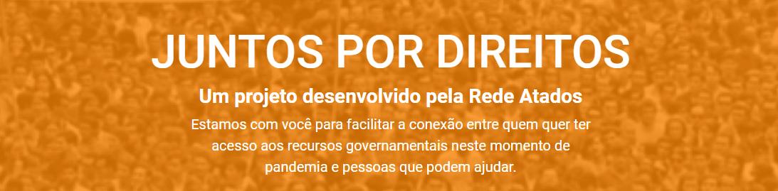 banner projeto orientações auxílio emergencial