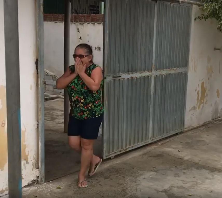 Voluntários fazem 'Delivery de Amor' para idosas isoladas em Boa Vista (PB) 3