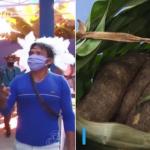 Indígenas doam mais de 600 kg de alimentos à famílias carentes afetadas pela Covid-19