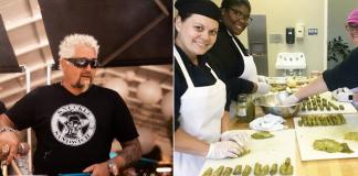 empresário arrecada dinheiro restaurantes