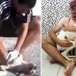 Estudante de veterinária adota cãozinho que salvou com parada cardíaca e escolhe nome em enquete