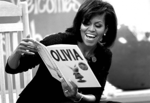 histórias infantis Michelle Obama 2
